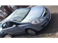 Light Blue Vauxhall Corsa, 1.2L petrol manual, 5 doors, 63,000 mileage, 1 previous owner