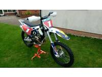 Husqvarna fc 250 2016, REDUCED PRICE 46hp model, 1 owner not raced, 35 hours max, sxf kxf yzf crf
