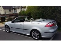 Saab aero convertable 210bhp stunning condition throughout must be one of the best around