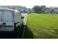 2008 Vauxhall combo spars r repair