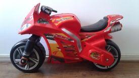 Avigo Hero Red Ride-On Motorbike