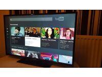 LUXOR 50''LED SMART TV 2016 Model..