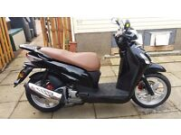 Bargain WK 300 GTR Scooter For Sale.