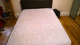 Double Ottoman bed in good condition plu mattress