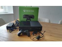 Xbox One 500gb boxed with all cables, 1 controller