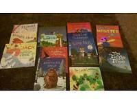Book bundle Inc Julia Donaldson titles