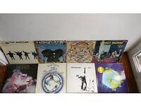 LP Vinyl Records Albums and LP Vinyl Bundles