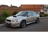 2006/06 Subaru Impreza 2.0 WRX STI Type UK Widetrack DCCD + GENUINE DCCD + 6 SPEED + BBS+