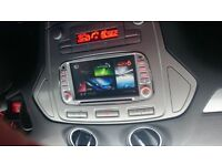 Mondeo Radio Sat Nav Dvd player