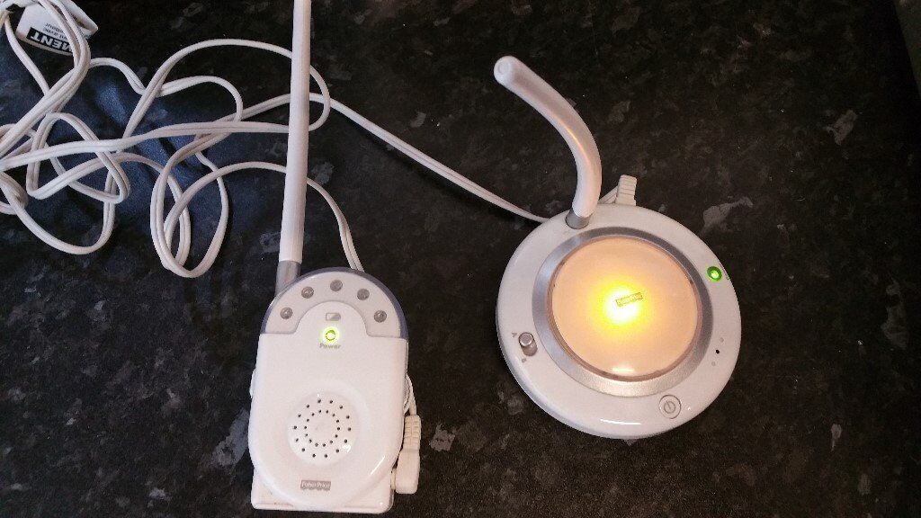 Fisher price Baby voice monitor in very good condition! fully working! can deliver or post!