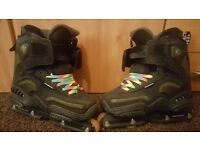 Rollerblade TRS access size 7