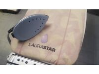 2x Laurastar Irons For Sale