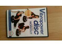 VibraPower Disc DVD - 3 Step Workout