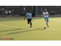 Play 5-a-side football in Marylebone!