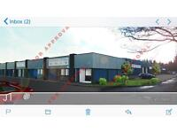 Industrial units for sale and let all sizes in East Kilbride