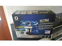 Graco Airless paint sprayer 240volt