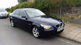 BMW 5 SERIES 2.5 525d SE 4dr