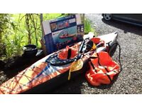 Kayak-Sevylor K2 Pointer- New Condition, used for sale  Appleby-in-Westmorland, Cumbria