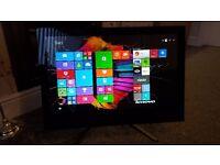 """Lenovo touch screen desk top 21.5"""" screen"""
