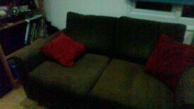 2 seater sofa- URGENT