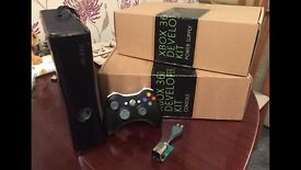 Very Rare Prototype Developer Slim Xbox 360 with early and cancelled games installed