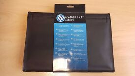 HP Leather Sleeve for 14.1 inch Ultrabook