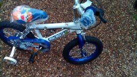 "New Boys 14"" wheel bike @ 1/2 RRP"