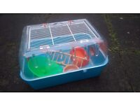3 HAMSTER/SMALL ANIMAL CAGES + ACCESSORIES FOR SALE - £40 OR NEAR OFFER