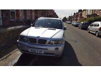 BMW X5 V8 PETROL AUTO