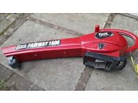 Leaf Blower/Vacuum - Power Devil Fairway 1400 - No Bag