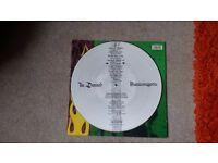 """The Damned Phantasmagoria 12"""" Picture Disc Album Rare Punk Vinyl"""