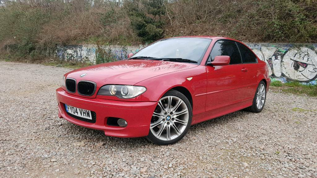 Bmw E46 325ci Imola Red Manual Coupe In Maidenhead Berkshire Gumtree