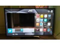 """JVC LT-40C750 Smart 40""""Led Tv Full HD Freeview HD"""