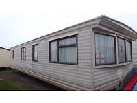 2 bedroom static caravan