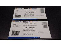 the vamps vip concert tickets nottingham