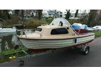 Bonwitco 400c day fishing boat