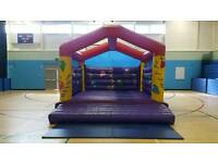 Ex Hire Bouncy Castles & Inflatables