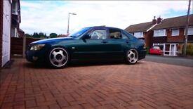 "18"" 5x114 9.5j 9j and 8.5j width alloy wheels drift car"