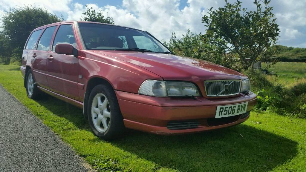 Volvo V70 estate LPG