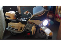 Rocket Cruiser Deluxe Police Ride On 12v Kids Battery Electric Motorbik