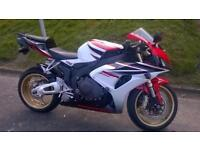 Honda Fire Blade 1000 2009 LOOK MINT