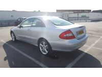 mercedes clk220 cdi avantgarde automatic for sale coupe 2008 2 owners