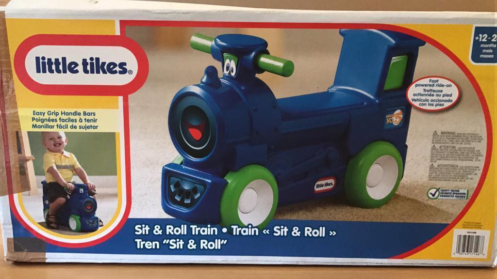 Little tikes train