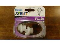 Replacement valves for avent breast pump