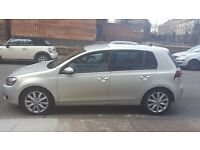 Volkswagen Golf 2.0 TDI GT 5dr. ONLY SELLING BECAUSE I NOW HAVE A COMPANY CAR. FULL LEATHER INTERIOR