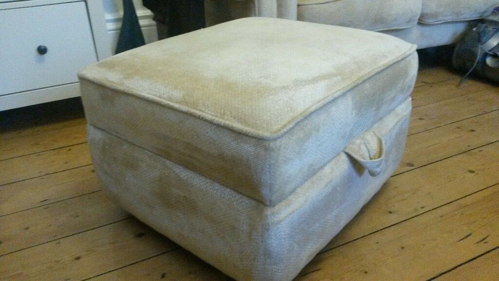 ottoman storage, seat, footrest you could use it for anything
