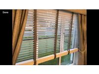 Brand New Sunwood Wooden Blinds (high spec)