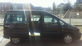 Expert taxi E7 / 07 56 reg / peageot expert / taxi /