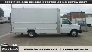 2012 Chevrolet Express G3500 16Ft V8 Gas - Certified