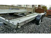 Fountain c100 1600kg car transporter